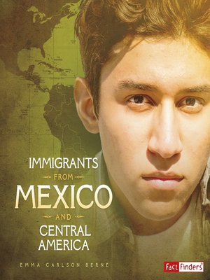 cover image of Immigrants from Mexico and Central America