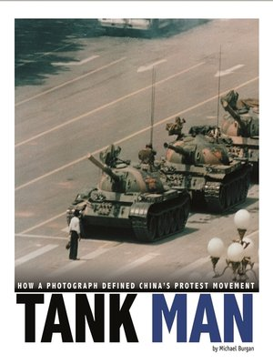cover image of Tank Man