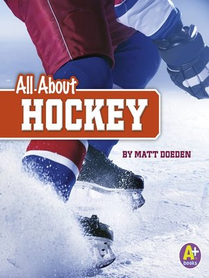 cover image of All About Hockey