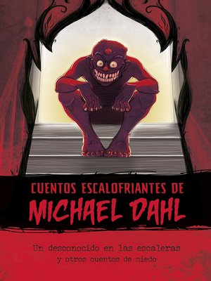 cover image of Un desconocido en las escaleras y otros cuentos de miedo