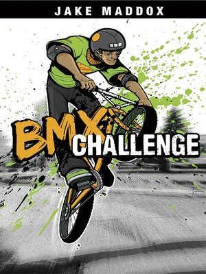 cover image of BMX Challenge