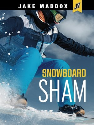 cover image of Snowboard Sham