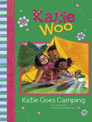cover image of Katie Goes Camping