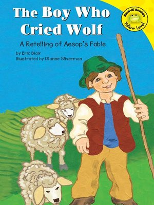 cover image of The Boy Who Cried Wolf