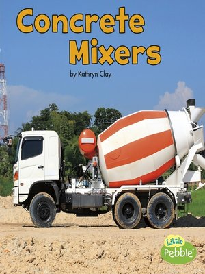 cover image of Concrete Mixers