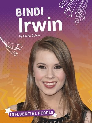 cover image of Bindi Irwin