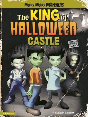 cover image of The King of Halloween Castle
