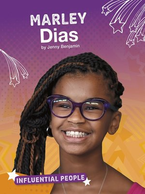 cover image of Marley Dias