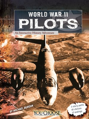 cover image of World War II Pilots