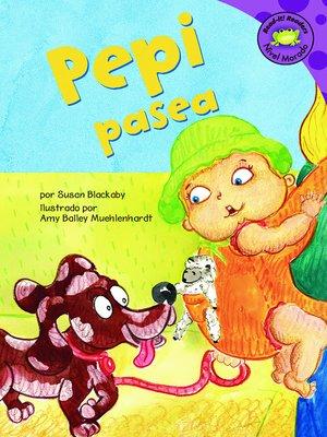 cover image of Pepi pasea