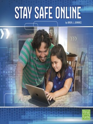 cover image of Stay Safe Online