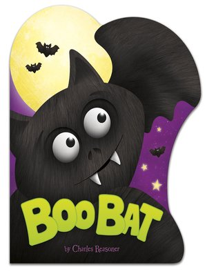 cover image of Boo Bat