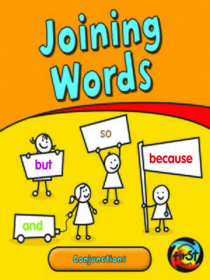 cover image of Joining Words