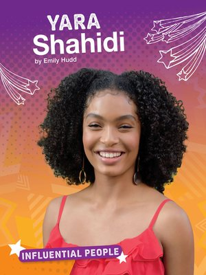 cover image of Yara Shahidi