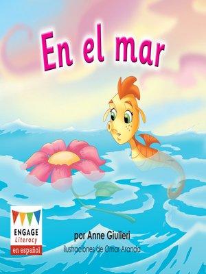cover image of En el mar