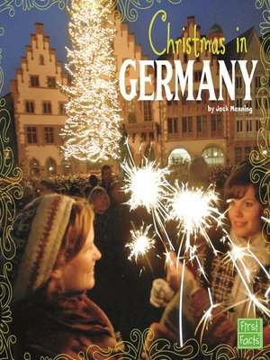 cover image of Christmas in Germany