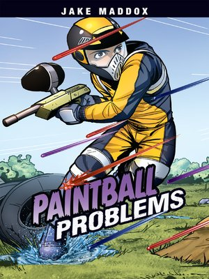 cover image of Paintball Problems