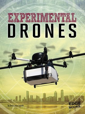 cover image of Experimental Drones