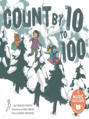 cover image of Count by 10 to 100