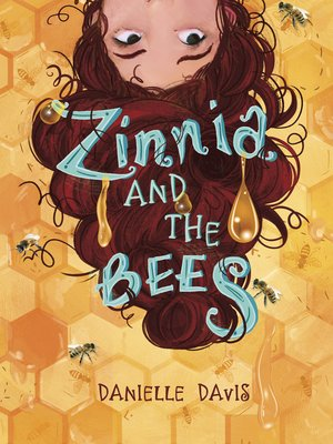 cover image of Zinnia and the Bees