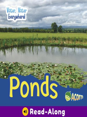 cover image of Ponds