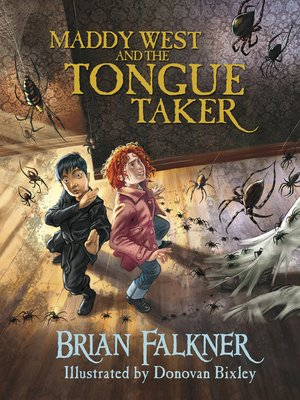 cover image of Maddy West and the Tongue Taker