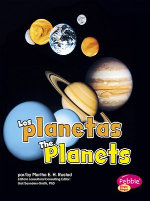 cover image of Los planetas/The Planets