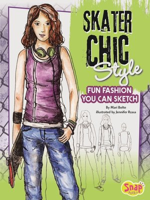 cover image of Skater Chic Style