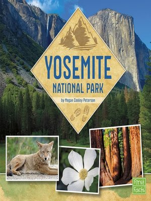 cover image of Yosemite National Park