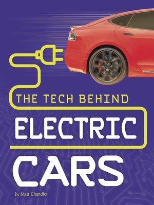 cover image of The Tech Behind Electric Cars