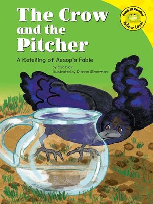 cover image of The Crow and the Pitcher