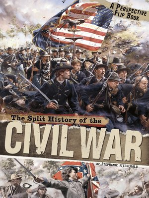 cover image of The Split History of the Civil War