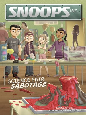 cover image of Science Fair Sabotage