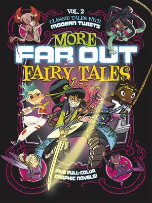 cover image of More Far Out Fairy Tales