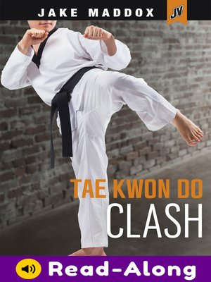 cover image of Tae Kwon Do Clash