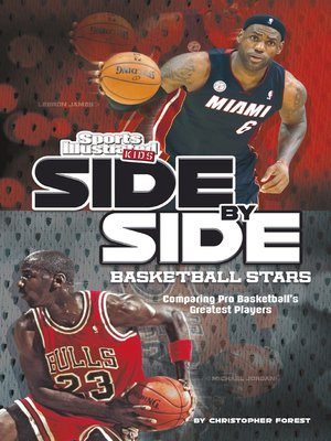 cover image of Side-by-Side Basketball Stars