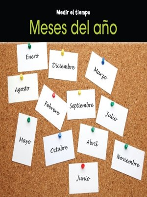 cover image of Meses del año