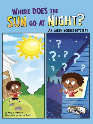 cover image of Where Does the Sun Go at Night?