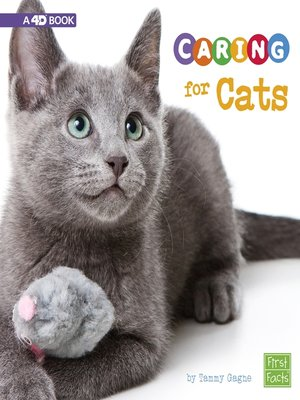 cover image of Caring for Cats