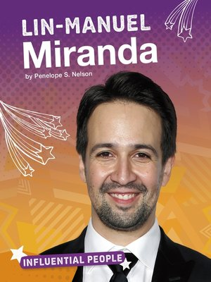 cover image of Lin-Manuel Miranda