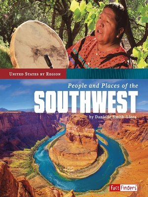 cover image of People and Places of the Southwest