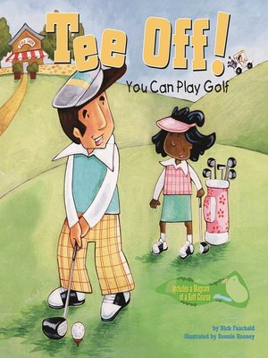 cover image of Tee Off!