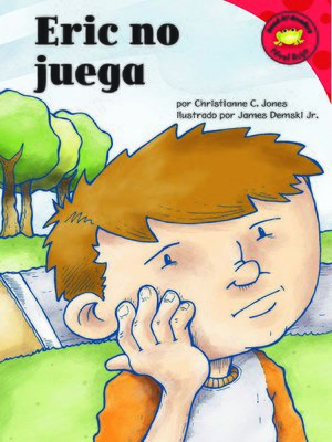cover image of Eric no juega