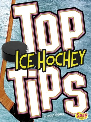 cover image of Top Ice Hockey Tips