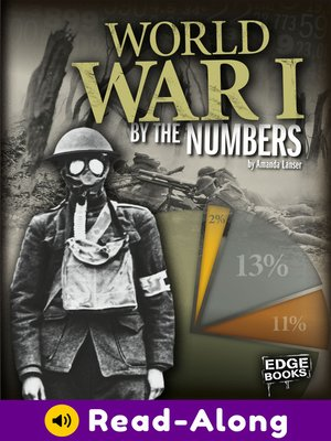 cover image of World War I by the Numbers