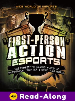 cover image of First-Person Action Esports