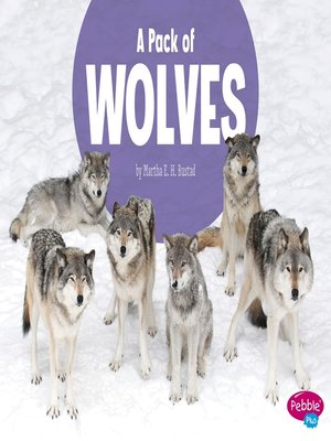 cover image of A Pack of Wolves