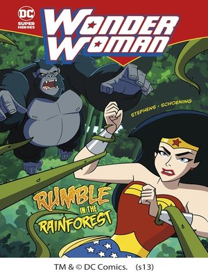 cover image of Rumble in the Rainforest