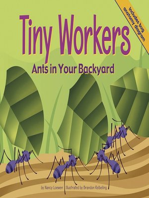 cover image of Tiny Workers