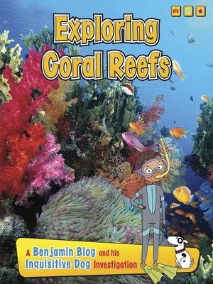 cover image of Exploring Coral Reefs